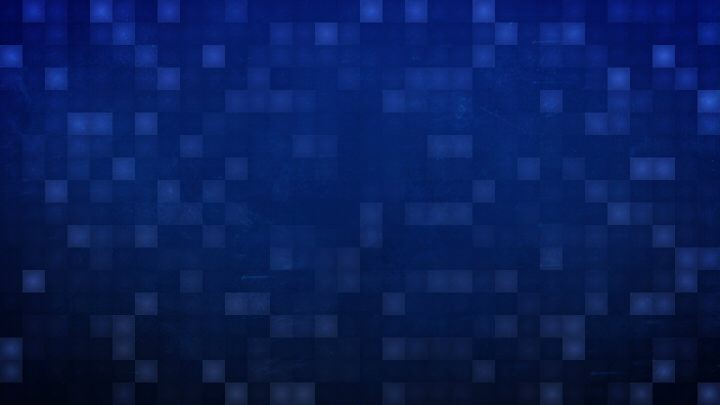 Blue Blocks Sideways