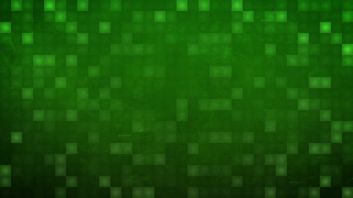 Green Blocks Diagonal