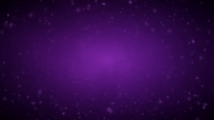 Purple Particle Tunnel