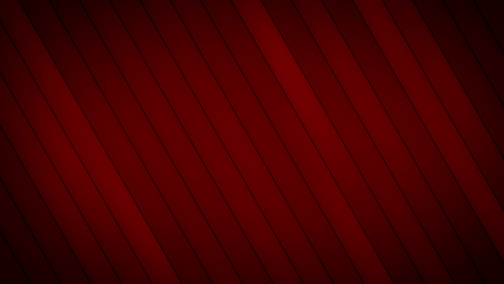 Red Angled Stripes