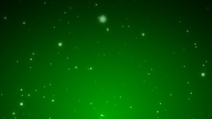Green Light Particles