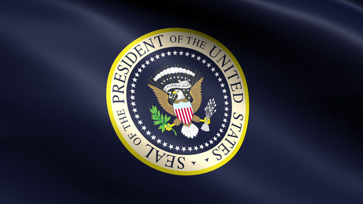 Presidential Flag