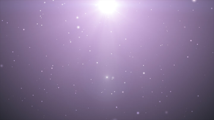 Purple Light Flare