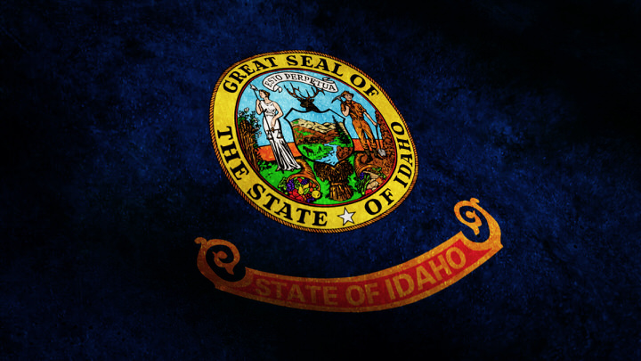 Idaho State Flag